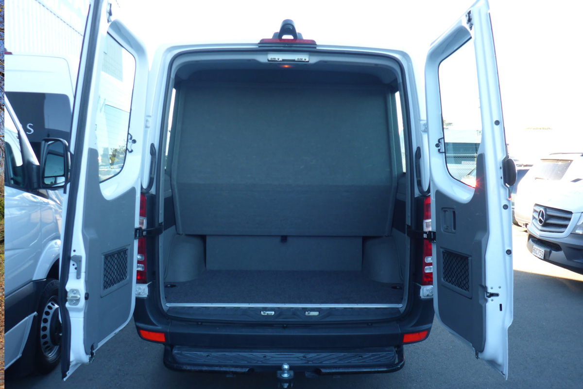 seater luxury mercedes sprinter rental van maugers rentals