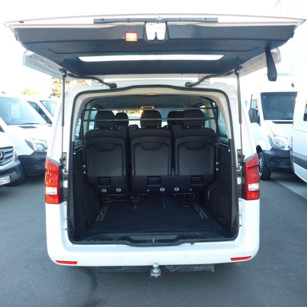 8 Seater Rental Van Minivan Hire Maugers Rentals